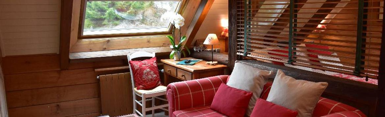 Junior Suite JUNIOR SUITE Val de Ruda Hotel Chalet