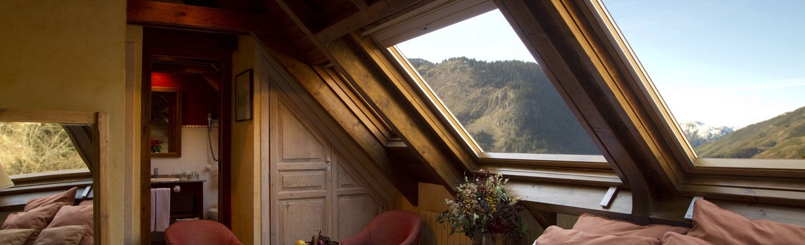 None DOUBLE ROOM Val de Ruda Hotel Chalet