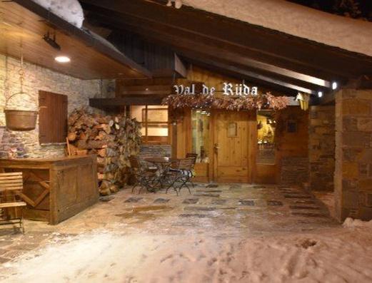 Hotel Val de Ruda Val de Ruda Hotel Chalet