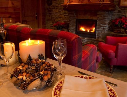 Restaurant Val de Ruda Hotel Chalet