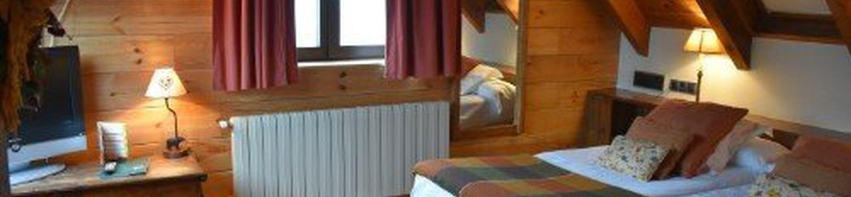 Triple Room Val de Ruda Hotel Chalet