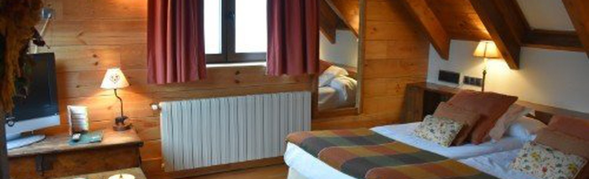 None Triple Room Val de Ruda Hotel Chalet