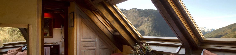 DOUBLE ROOM Val de Ruda Hotel Chalet
