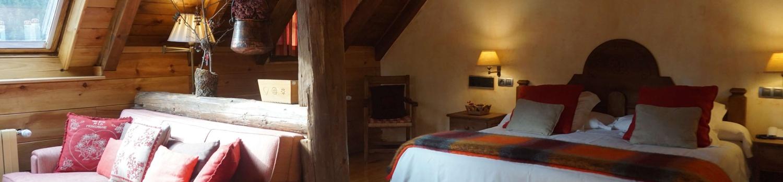 JUNIOR SUITE Val de Ruda Hotel Chalet