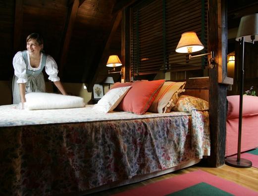 Room Val de Ruda Hotel Chalet